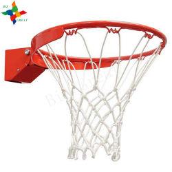 Rete di nylon di pallacanestro degli accessori esterni all'ingrosso di pallacanestro