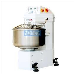 Misturador de massa comercial Misturador Espiral Cabeça Elevação 100kg de farinha seca (ZMH-100)