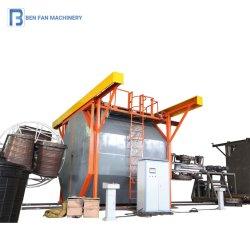 세륨 승인되는 Benfan Roto 셔틀 Rotomolding 기계