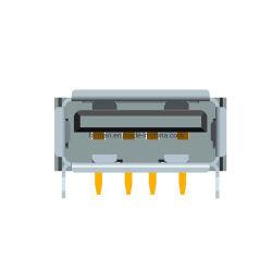 USB Af 2.0 Kabel 4 van Gegevens Kaart van de Schakelaar BR van de Last van de Speld USB de Audio voor Optische Vezel