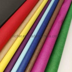 Цветная упаковка ткани бумаги для упаковки одежды и обуви