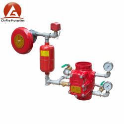 Ca-Feuersignal-Rückschlagventil für Feuerschutzanlage-Warnungs-Rückschlagventil Zsfz nasses Warnungs-Ventil-nasses Warnungs-Ventil