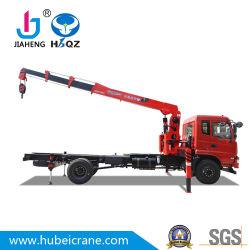 La Chine Fabricant SQ7S4 monté sur camion 7 tonnes de fret grue hydraulique