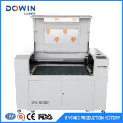 höhlt hölzerner Maschine CNCtischplattenYeti des Ausschnitt-80W CO2 6090 Granit-Steindenim-Jeans-Laser-StichEngraver CNC-Maschine für Schaumgummi-Einlage