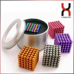 5mm 8mm 10mm esférica Imán de neodimio NdFeB bolas magnéticas