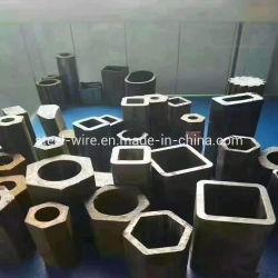 Tuyau de forme irrégulière Tube hexagonal en acier inoxydable