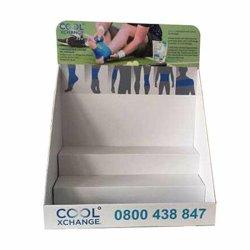 Пользовательские таблицы счетчика бумаги розничной торговли для установки в стойку картон подставка для дисплея для открыток CD DVD