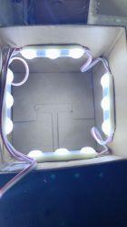 La lampadina DC12V impermeabilizza modulo dell'iniezione LED di potere del diodo 1.2With1.5W di Samsung LED 2835 il grande
