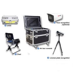 Uvss professionale nell'ambito del sistema di ispezione di scansione di sorveglianza del veicolo