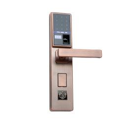 스테인리스 안전 지능적인 디지털 지문 자물쇠