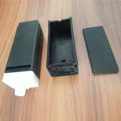 ABS Plastiek/ABS het Plastic Afgietsel die van de Injectie Wijze gestalte geven