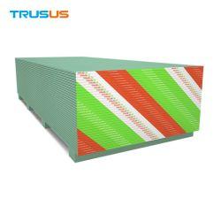 die 12mm Decken-Entwürfe steuern Dekoration-geläufigen Gips-Vorstand automatisch an