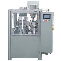 Pó de gelatina rígido farmacêutica cápsula automática rotativa da máquina de enchimento (NJP-2500)