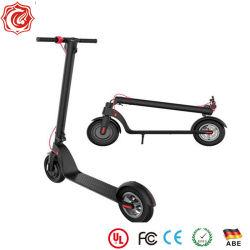 2020 Mejor Scooter eléctrico plegable bicicleta eléctrica clásica Smart Scooter paso con el asiento opcional para los adultos