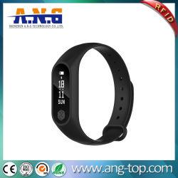 Angsb4 Многофункциональный спортивный силиконовый браслет/Smart смотреть для взрослых