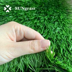 Passo di gioco del calcio sintetico artificiale del banco dell'erba di sport 50mm