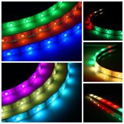 차 LED 내부 지구 빛 W/Brake 우회 신호를 쫓는 외부 지구 빛 APP 통제되는 색깔