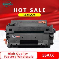 Оптовая компания HP CE255A CE255X 55A 55X совместимый картридж для принтеров HP Laserjet P3015 P3015D P3015dn P3015X