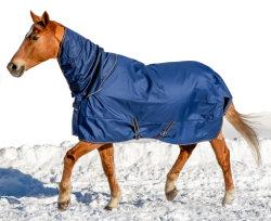 Venda por grosso de Inverno Ripstop respirável isolados Horse afluência cobertor (ARM1707)