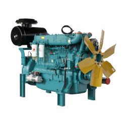 محرك ديزل مخصص مبرد بالمياه بالجملة مصنع / ست أسطوانات محرك ديزل يستخدم لمجموعات مولدات الطاقة بسعر تنافسي