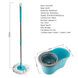 Joyclean Magic Mop 360 super limpos Crystal Magic Mop