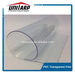 0.5Mm Clear Film PVC ignifugé pour tente Windows