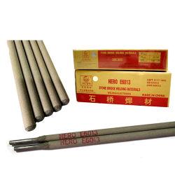 Pont de pierre de vente chaude 300-450mm de longueur de tige de soudage de l'électrode Machine à souder