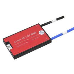 10A 15A 20A 30A 40A 50A 60A Batterij 18650 van het Lithium 4s12V de Raad van de Bescherming van PCB BMS van de Lader met Saldo