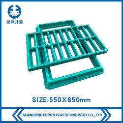合成の樹脂BMC/SMC/FRP材料の長方形の溝の格子