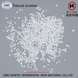 99.2% Gesinterter tabellarischer Tonerde-Korund für refraktären Rohstoff