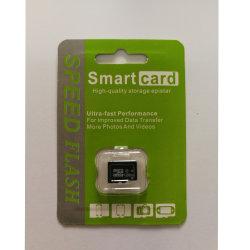 Codierte Karte Class10 U3 grelle TF der Microsd Karten-128GB Mikro-Ableiter-Karte für Telefon mit Mini-SDHC Sdxc
