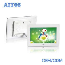 Écran LCD de haute qualité vidéo publicitaire de l'écran Album photo numérique Player