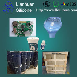 Produit d'étanchéité silicone RTV-2 enrobage pour affichage à LED et LED ou d'enrobage de PCB