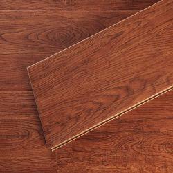 Interactive Geramngy prancha de vinil vermelho piso laminado à prova de água