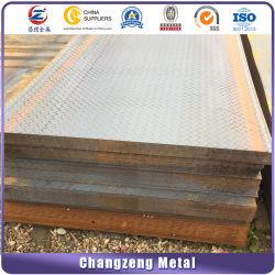 لوح من الفولاذ الكربوني المدلفن الساخن St37 A36 Ss400 (CZ-S50)
