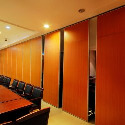 Высококачественных акустических мобильных стены подвижной перегородки на стену