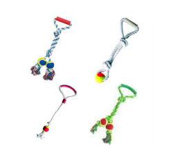 Venta caliente ecológica cuerda juguete de mascotas en venta