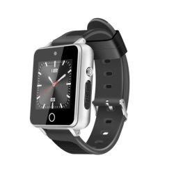 3G GPRSのRAM 1GB ROM 16GBの拡張32gのメモリ・カードが付いている人間の特徴をもつスマートな腕時計の電話