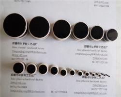Акрил черный Diameter1.6, 2, 2.5, 3, 4, 5, 6, 8, 10, 11, 12, 14, 19, 22 Беруши Пирсинг