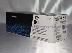 Original do cartucho de toner Q2612A para HP Laser Jet P3020