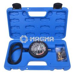 El vacío y presión de la bomba de combustible el manómetro de prueba Set-Auto Herramientas de diagnóstico (MG50190)