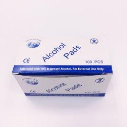 طبّيّ إستعمال غير يحاك 70% إيزوبروبيل عقيم كحول [برب] كتلة