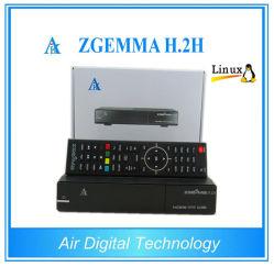 Zgemma H. 2h enigma2 Combo Linux récepteur DVB-S/S2 + DVB-C/T/T2