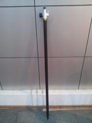 Pólo de fibra de carbono pólo GPS Trimble