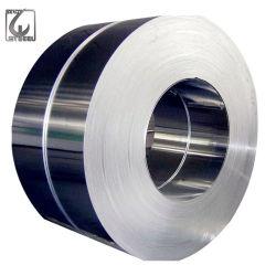 2b 0.4-3mm Edelstahl-Streifen-Band der Stärken-201