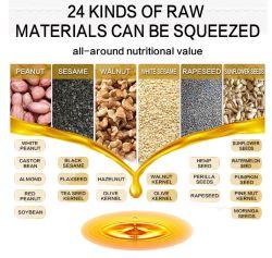 Мини-растительного масла очистки машины, 10tpd Рисовые отруби/Groundnut растительного масла оборудование