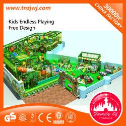 Multifonction des jeux pour enfants de l'équipement de terrain de jeux intérieure