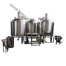 Chauffage électrique brasserie de bière Plant/Système de brassage de bière automatique