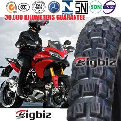 ISO9001:2008 Certified China fabricante de pneus de moto de alta qualidade com o Tubo