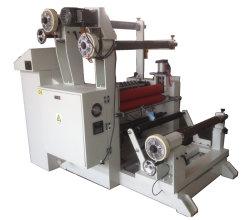 自動ペーパーラベル、プラスチック、フィルムスリッターRewinder機械(DP-650)